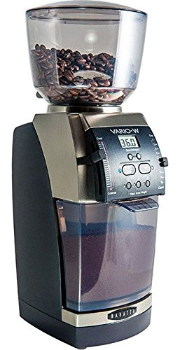 Baratza Vario-W 986 - Flat Ceramic Burr Coffee Grinder (Retail) by Baratza: Amazon.es: Hogar