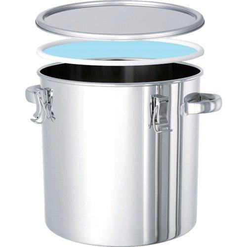 日東金属工業 ステンレス保存容器 A型PTFEパッキン付 100L 61-0744-16/CTH-PTFE-47H B076J58VSG