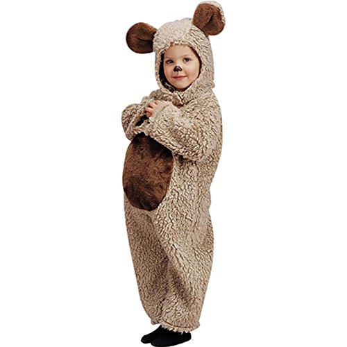 Oatmeal Bear Kids Costume]()