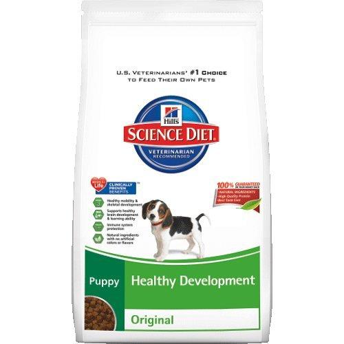 Hill's Science Diet Puppy Healthy Development Original Dry Dog Food, 30-Pound Bag, My Pet Supplies