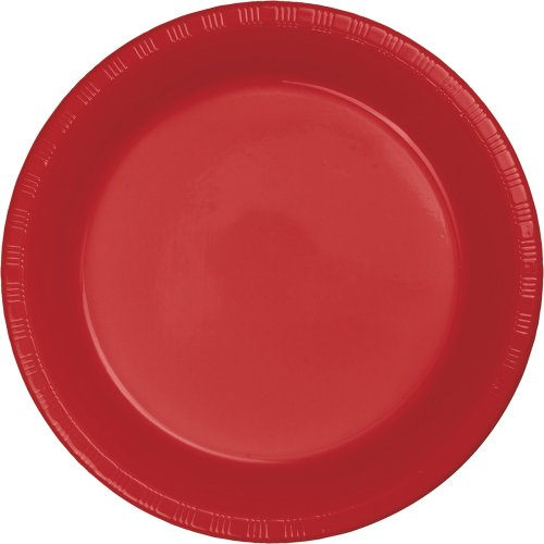 sc 1 st  Amazon.com & Plastic Christmas Dinner Plates: Amazon.com