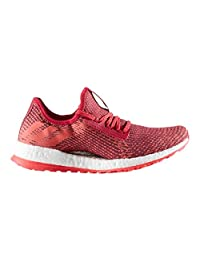 adidas Performance Pureboost X Atr Women's Running Shoes, Dark Burgundy / Shock Red / Unity Pink