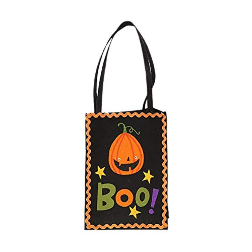 (Bags & Wrapping Supplies - Creative Halloween Pumpkin Ghost Kids Trick Or Treat Candy Bags Non Woven Black Cat Gift Drawstring - Cat Box Cat Gift Paper Case Birthday Cat)