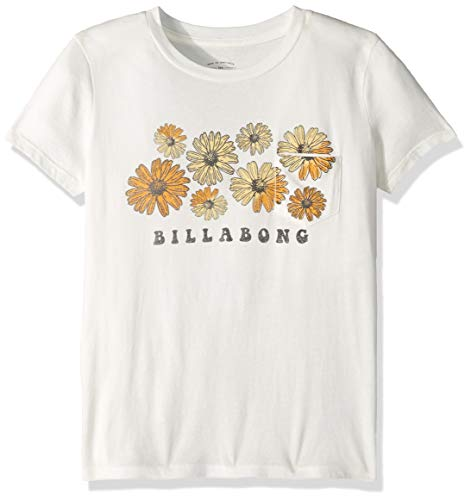 (Billabong Girls' Girls' Daisy Days T-Shirt Cool Wip Large)
