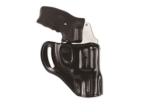 Galco S&W J Fr 640 Cent 2 1/8 In. .357, Hornet Belt Holster, Hand: R, Color: Bla by Galco International