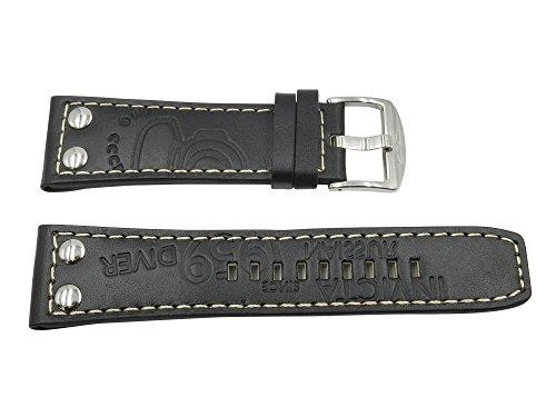 Invicta Leather Bracelet - 5
