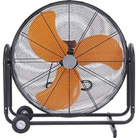 36u0026quot; Portable Tilt Blower Fan, Direct Drive