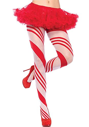 Leg A (Candy Cane Fancy Dress)