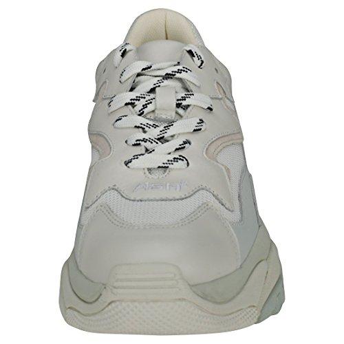 Ash Addict Negro Blanco Mujer Zapatillas WWXqg8p