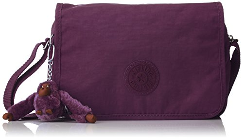 Cross N Plum Bag Delphin Purple Body Kipling Purple Women's vSwqSPat