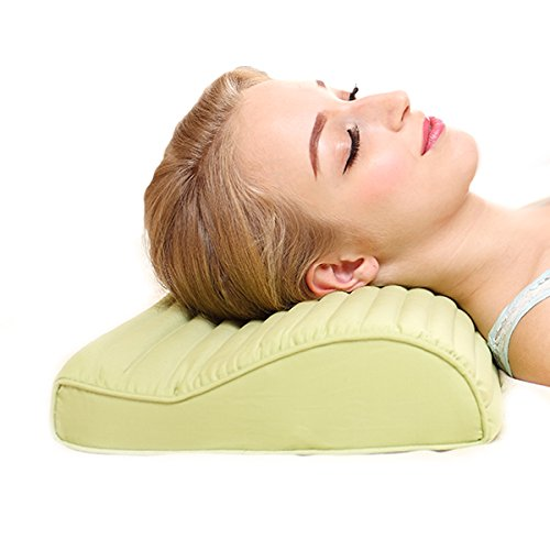 Chiropractic Cooling Neck Pillow- GreenMoon Orthopedic Ce...
