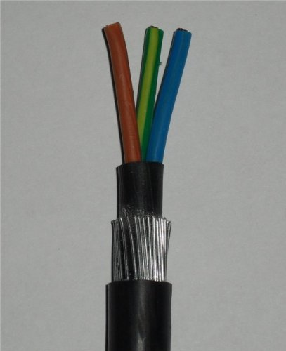 Super Swa Armoured Cable 6943X 3 Core 2 5Mmsq With G Yellow Amazon Co Uk Wiring Digital Resources Funapmognl