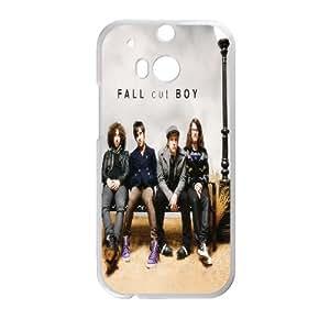 HTC One M8 Phone Case International Raw Fall Out Boy Designed Q1WY499503