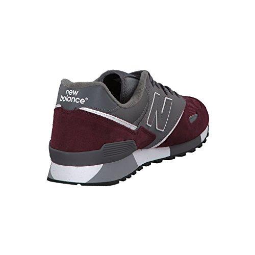 Nieuw Evenwicht Unisex-erwachsene U446 Sneaker, Bordeaux