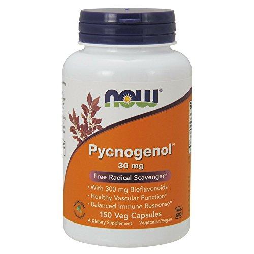 NOW Pycnogenol 30mg,150 Veg Capsules by NOW Foods