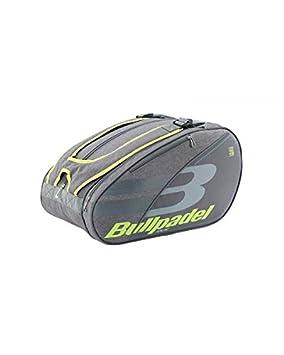 Bull padel PALETERO BULLPADEL BPP 18004 Amarillo Fluor Gris: Amazon.es: Deportes y aire libre
