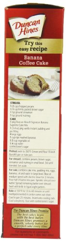 Duncan Hines Signature Banana Layer Cake Mix, 18.25-Ounce Boxes (Pack of 6) by Duncan Hines (Image #5)
