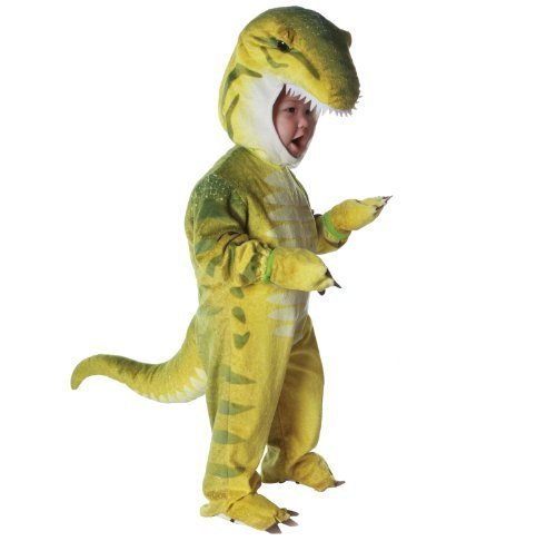 [T-Rex Costume - X-Large] (Child Rust T-rex Costume)