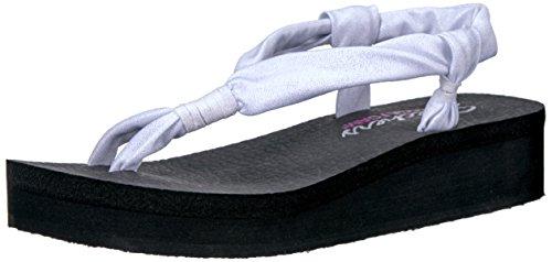 Image of Skechers Cali Women's Vinyasa Loop-D-Loop Wedge Sandal