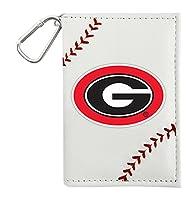 NCAA Georgia Bulldogs ID Holders, White
