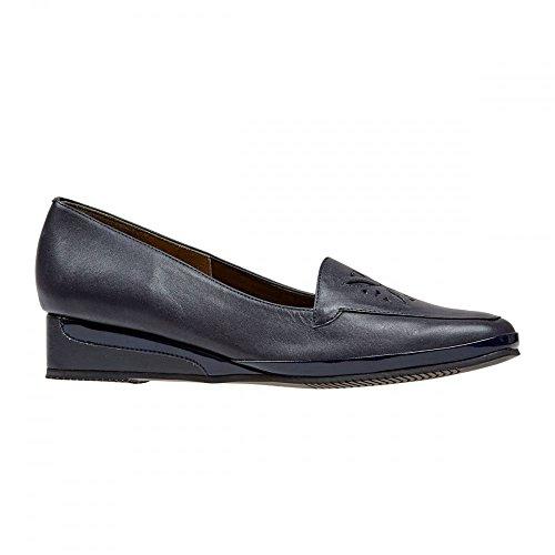 Van azul de Dal as Zapatos Mujer marino 0639 Cu nxwFO4nBq