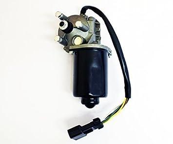 23000826: Motor Limpiaparabrisas Delantero - NUEVO desde LSC: Amazon.es: Coche y moto