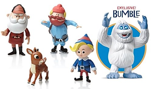 Rudolph 50th Anniversary Limited Edition Complete Set with B