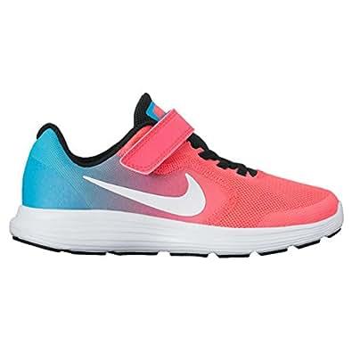 Amazon.com   NIKE Kids' Revolution 3 (PSV) Running Shoes