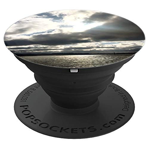 Chicks Beach Waterside - PopSockets Grip and Stand for Phones and Tablets