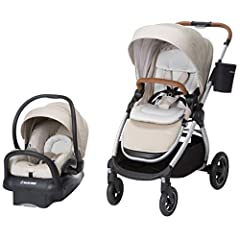 Families love the Adorra 5-in-1 Modular Travel System featuring the Mico Max 30 infant car seat! It has the supreme comfort you want to provide your child and all the features you've come to expect from a premium Maxi-Cosi product.    ...
