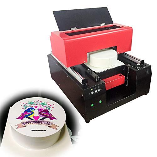 Máquina para hacer galletas, comestible, 6 tazas, tamaño A4 ...