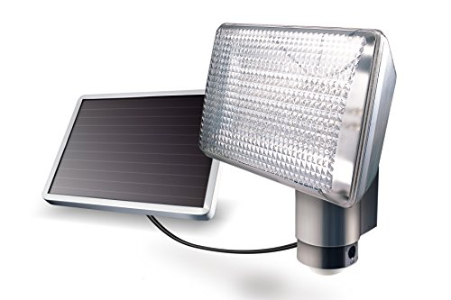 Maxsa 40227 Solar Powered Led Flood Light