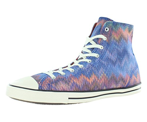 Converse X Missoni Donna Chuck Taylor® All Star Fancy High Top Sneaker Blu / Multi