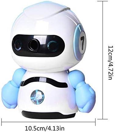 Afilador de lápiz gordo, Afilador de lápiz Womdee Robot Sacapuntas manual Lápiz sacapuntas Diseño de forma de dibujos animados lindo para estudiantes Aula Oficina Uso en el hogar: Amazon.es: Hogar