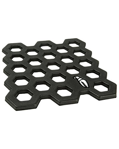 Crab Grab Crab Trap Traction Pad Black, One Size ()