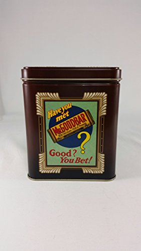 Collectible Tin: Hershey's Millennium Canister #2 (1920's-1930's) (TIN - Hershey Square