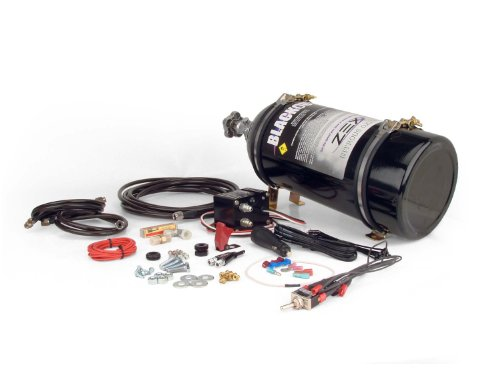 Competition Cams 82034B 2005-2007 Ford Mustang GT Blackout Nitrous System