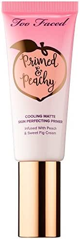 Face Makeup: Too Faced Primed & Peachy Cooling Matte Perfecting Primer