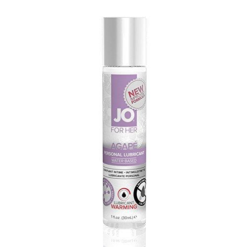 JO Agape Warming Lubricant 1fl oz