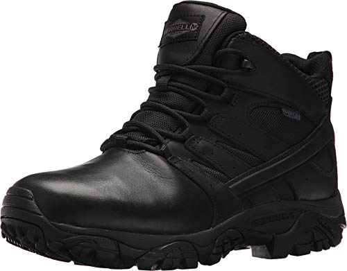 Merrell Work Men's Moab 2 Mid Tactical Response Waterproof