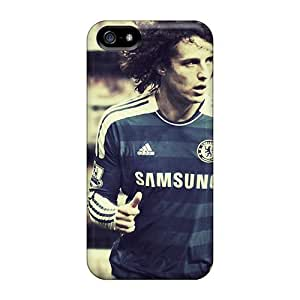 New Style Tpu 5/5s Protective Case Cover/ Iphone Case - The Football Player Of Chelsea David Luiz
