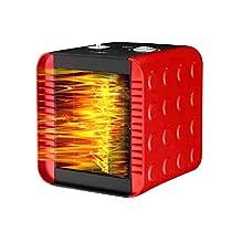 750W/1500W Adjustable PTC Electric Heater Portable Warm Fan Heater Blower Mini Heating Fan Warmer Household Air Ventilator