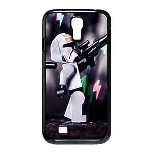 Samsung Galaxy S4 9500 Cell Phone Case Black The Thunderbolt Passage OJ533504