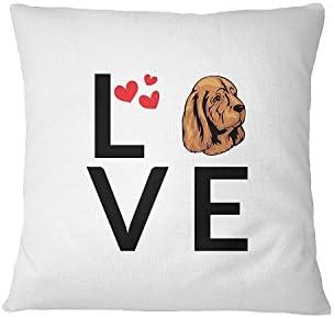 Amazon.com: SUSSEX SPANIEL DOG Love Hearts Sofa Bed Home Decor