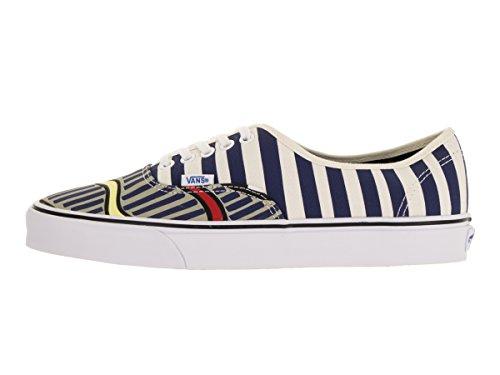 Vans Herren Sneaker Authentic Sneakers (eley kishimoto) bumpy ro