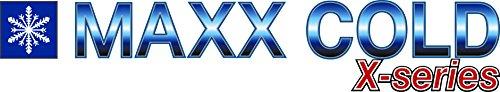 Maxx MXM1-12FB 1 Glass Door NSF Commercial Door Merchandiser in BLACK -