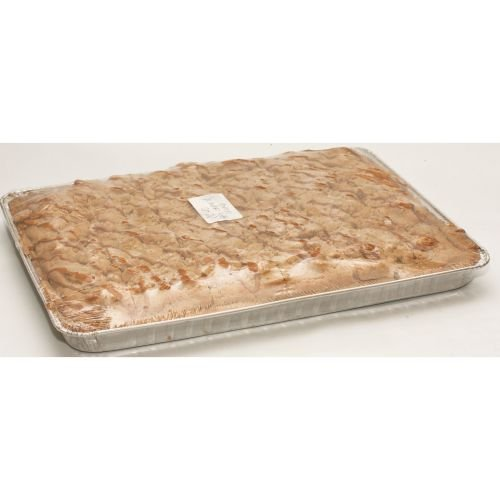 Davids Cookies Apple Caramel Crumb Cake, 6 Ounce -- 48 per case.