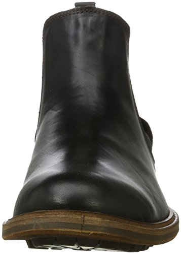 Homme Noir black Chelsea Boots 5551a Arbd Bullboxer wTPtq1O