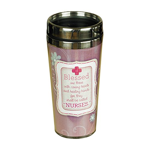 Abbey Gift Nurse Travel Tumbler
