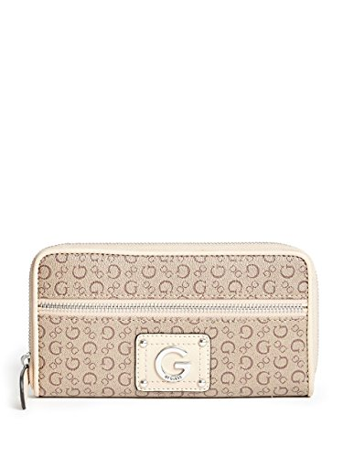G by GUESS Women's Faye Zip-Around Wallet